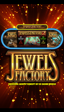 Jewels Factory Jackpot