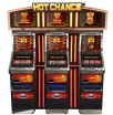Hot Chance Triple Cabinet