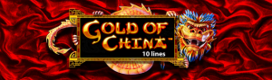 Gold of China 10 Lines